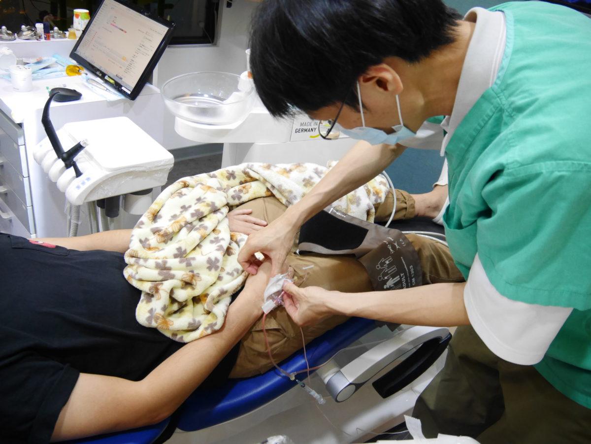 悅庭牙醫舒眠麻醉治療